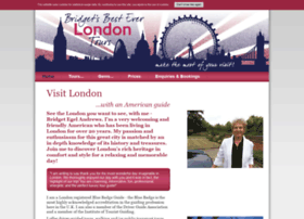 bridgetslondontours.com