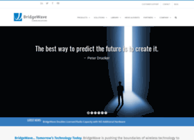 Bridgewave.com