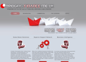 bridging-finance.me.uk