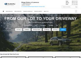briggs.subaru.com