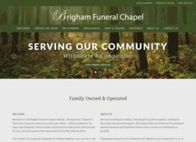 brighamfuneralchapel.com