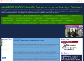 brightacademy.blogspot.in
