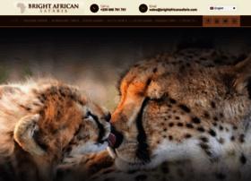brightafricansafaris.com