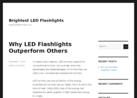 brightestledflashlight.org