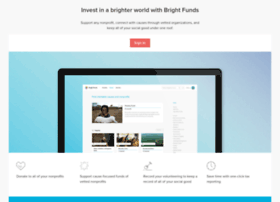brightfunds.brightfunds.org