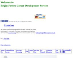 brightfuturecareer.com.hk