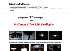 brightheadlights.com