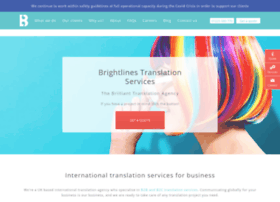 brightlines.co.uk