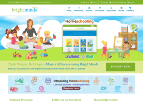 brightmindsindia.co.in