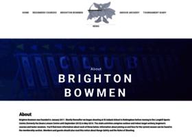 brightonbowmen.org.uk