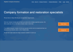 brightonformations.co.uk
