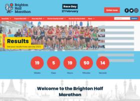 brightonhalfmarathon.com