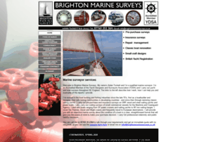 brightonmarinesurveys.co.uk