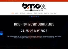 brightonmusicconference.co.uk