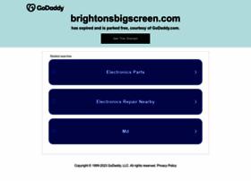 brightonsbigscreen.com