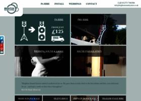 brightonsoundsystem.co.uk