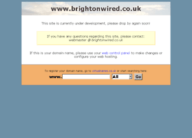 brightonwired.co.uk