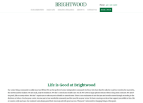 brightwoodliving.org