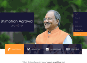 brijmohanagrawal.in