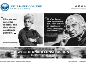 brilliancecollege.in