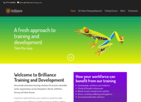 brilliancetraining.co.uk