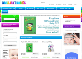 brilliantbabies.com.au