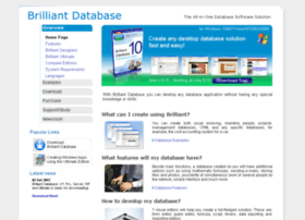 brilliantdatabase.com