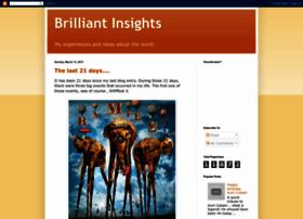 brilliantinsights2day.blogspot.com
