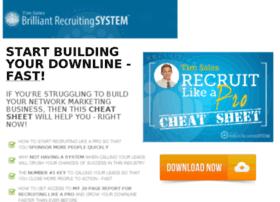 Brilliantrecruitingsystem.com