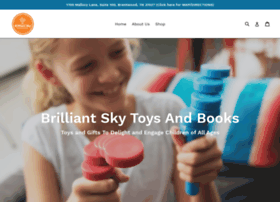 brilliantskytoys.com