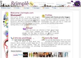 brimple.com