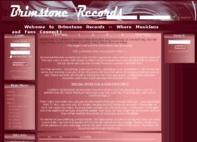 brimstonerecords.com