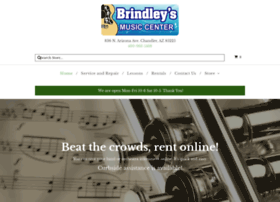 brindleysmusic.com