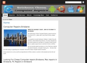 brisbanecheapcomputerrepairs.com