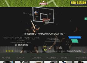 brisbanecityindoorsports.com.au