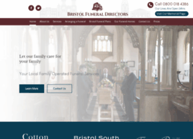 bristolfuneraldirectors.co.uk