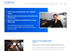 bristowvoicemethod.com