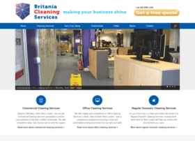 britaniacleaningservices.uk
