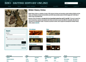 british-history.ac.uk
