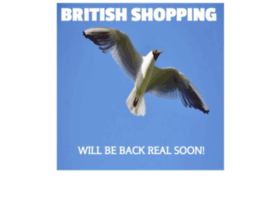 Online Shopping - British Shopping UK Online Shops Directory
