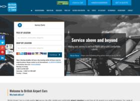 britishairportcars.co.uk