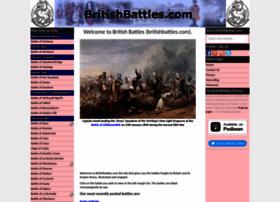 britishbattles.com