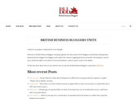 britishbusinessbloggers.co.uk