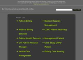 britishcardiacpatient.info