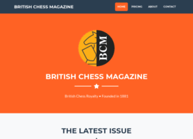 britishchessmagazine.co.uk