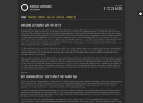 britishcondoms.mono.net