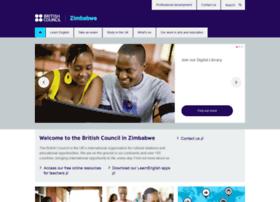 britishcouncil.co.zw
