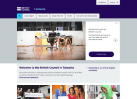 britishcouncil.or.tz