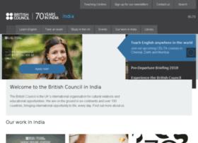 britishcouncil.org.in