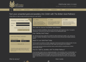 britishgoldrefinery.co.uk